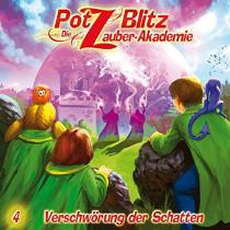 Potz Blitz - Die Zauberakademie 4: Verschwörung der Schatten