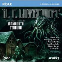 Pidax Hörspiel Klassiker - H. P. Lovecraft: Innsmouth + Cthulhu