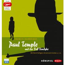 Francis Durbridge - Paul Temple und der Fall Vandyke (mp3-Ausgabe)