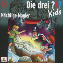 Die drei ??? Fragezeichen Kids - Folge 52: Mächtige Magier