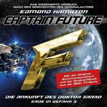 Captain Future - Erde in Gefahr 3 - Die Ankunft des Doktor Zarro