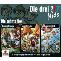 Die drei ??? Fragezeichen Kids Box 10 (Folge 28 - 30)