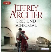 Jeffrey Archer - Erbe und Schicksal. Die Clifton-Saga 3