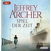 Jeffrey Archer - Spiel der Zeit. Die Clifton-Saga 1