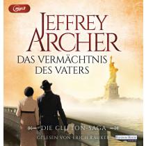 Jeffrey Archer - Das Vermächtnis des Vaters. Die Clifton-Saga 2