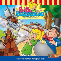 Bibi Blocksberg - Folge 119: Bibi Blocksberg und der Feuerdrache