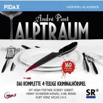 Pidax Hörspiel Klassiker - Alptraum