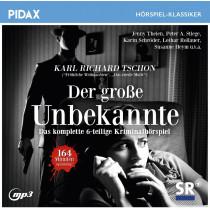 Pidax Hörspiel Klassiker - Der große Unbekannte