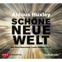 Aldous Huxley - Schöne neue Welt (Hörspiel)