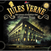 Jules Verne - Folge 29: Die Verschwörung