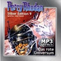 Perry Rhodan Silber Edition (mp3-CDs) 09 - Das rote Universum