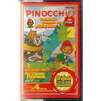 MC Poly Pinocchio Folge 2 Cover rot