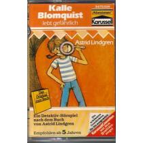 MC Karussell Kalle Blomquist lebt gefährlich