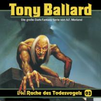 Tony Ballard 03 Die Rache des Todesvogels