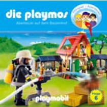 Die Playmos - 06 - Abenteuer auf dem Eichenhof