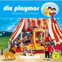 Die Playmos - 09 - Manege frei für die Playmos