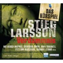Stieg Larsson - Verdammnis - Das Hörspiel