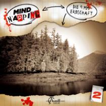 MindNapping 02 - Die 9mm-Erbschaft - Hörspiel