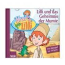 Hexe Lilli Folge 12 Lilli und das Geheimnis der Mumie