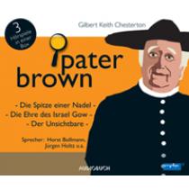 Pater Brown - Die Spitze der Nadel - Die Ehre des Israel Grow -