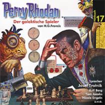 """Perry Rhodan Hörspiel 17 - """"Der galaktische Spieler"""""""