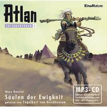 Atlan Zeitabenteuer 02 (MP3-CD!) Säulen der Ewigkeit