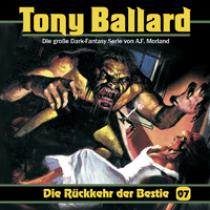 Tony Ballard 07 Die Rückkehr der Bestie