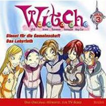 W.I.T.C.H. - 3 - Dienst für die Gemeinschaft / Das Labyrinth