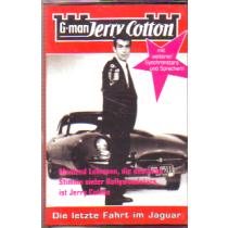 MC Floff Jerry Cotton Folge 5 Die letzte Fahrt im Jaguar
