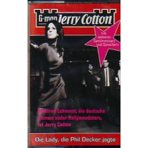 MC Floff - Jerry Cotton 8 Die Lady, die Phil Decker jagte
