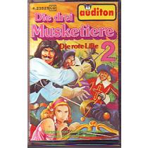 MC Auditon Die drei Musketiere 2 die rote Lilie