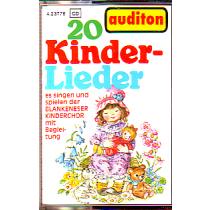 MC Auditon 20 Kinderlieder