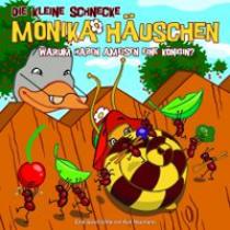 Monika Häuschen - 08: Warum haben Ameisen eine Königin