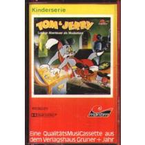 MC Maritim Tom + Jerry Folge 4 Abenteuer als Musketiere