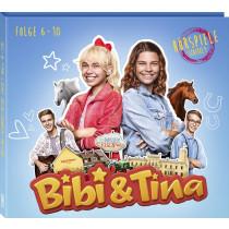Bibi und Tina - Hörspiele zur Serie (Staffel 1 - Episoden 6 bis 10)