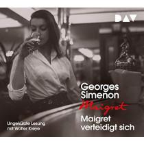 Georges Simenon - Maigret verteidigt sich