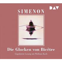 Georges Simenon - Die Glocken von Bicêtre