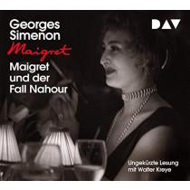 Georges Simenon - Maigret und der Fall Nahour