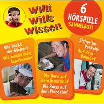 Willi Wills Wissen - Sammelbox 1 (6 Hörspiele)