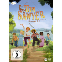 Tom Sawyer - Staffel 1.1 (2 DVDs)