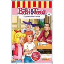 Bibi und Tina - Folge 101: Ärger mit dem Grafen (MC)