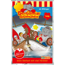 Benjamin Blümchen - Folge 146: Als Wikinger