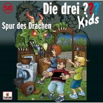Die drei ??? Fragezeichen Kids - Folge 58: Spur des Drachen