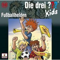 Die drei ??? Fragezeichen Kids - Folge 59: Fußballhelden
