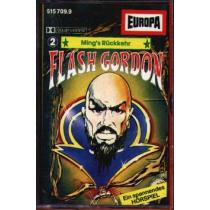 MC Europa Flash Gordon Folge 02 Mings Rückkehr