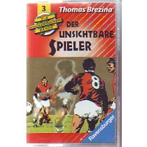 MC Ravensburger Die Knickerbockerbande 03 der unsichtbare Spiele