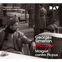 Georges Simenon - Maigret contra Picpus