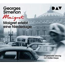 Georges Simenon - Maigret erlebt eine Niederlage