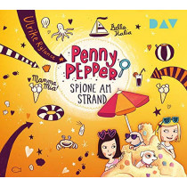 Penny Pepper – Teil 5: Spione am Strand