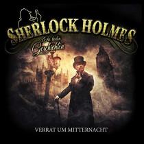 Sherlock Holmes - Die besten Geschichten - Folge 5: Verrat um Mitternacht (Vinyl LP)